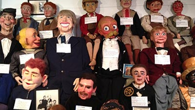 Vent Haven Ventriloquist Museum
