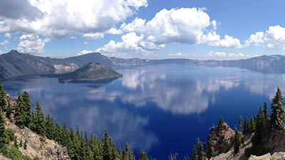 mount rainier crater lake