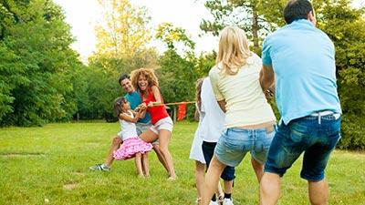 rekreasi keluarga