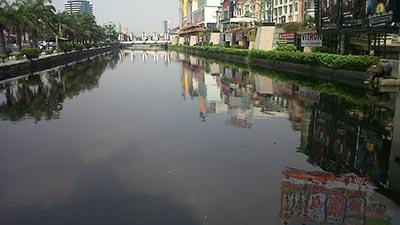 sungai bersih