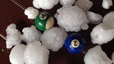 hail stone
