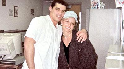 Britney Spears dan Jason Alexander