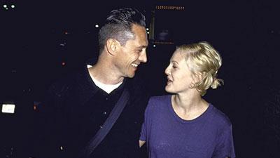Drew Barrymore dan Jeremy Thomas