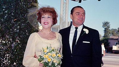 Ethel Merman dan Ernest Borgnine