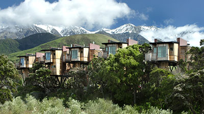 Hapuku Lodge and Treehouses