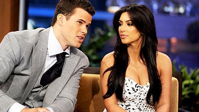 Kim Kardashian dan Kris Humphries