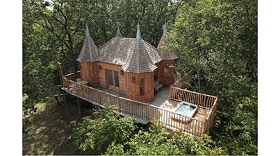Monbazillac Treehouse