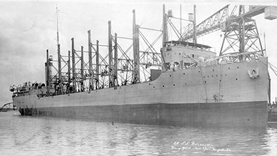 USS Proteus and USS Nereus