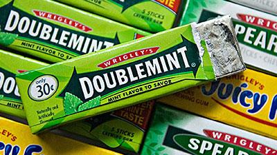 chewy gum