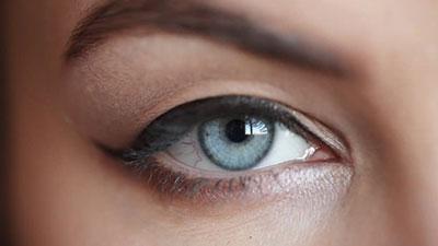 eye blinking