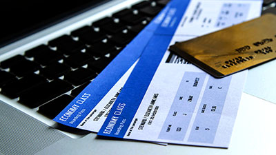 holiday tickets