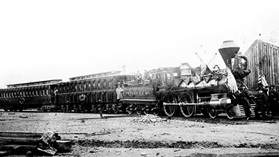 Abraham Lincoln's Phantom Train