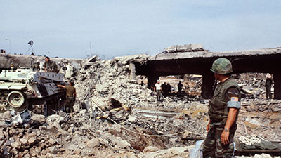 Beirut Barracks Bombing