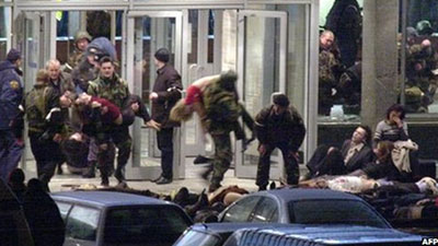 Dubrovka Theater Siege