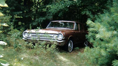 Golden Eagle 1964 Dodge Limited Edition
