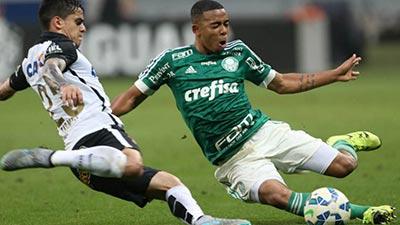 Palmeiras and Corinthians