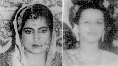 Reshma and Shabana Memon