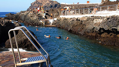 garachico pools