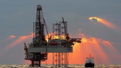 oil rig miner