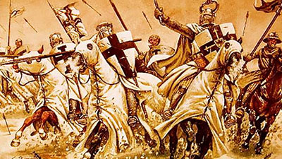 the crusades war