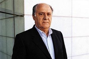 orang terkaya no 5 Amancio Ortega