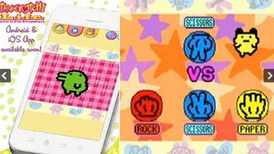 tamagotchi on android and iphone