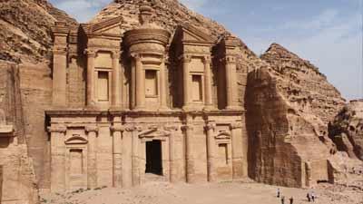 Tempat Wajib Dilihat Petra