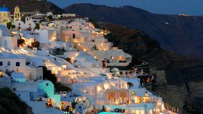 Santorini, Must See Places
