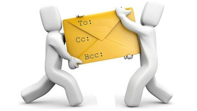 to cc dan bcc perbedaan