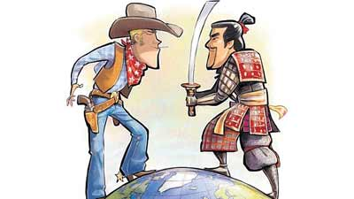 Barat dan Timur