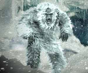 Misteri Dunia Yeti Big Foot