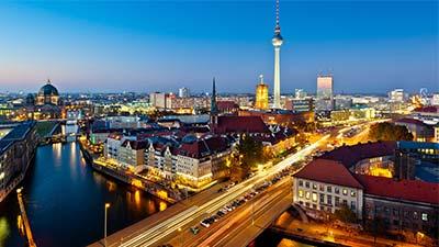 Berlin ibukota dari negara Jerman