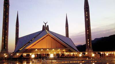 Masjid faisal terbesar ke-4 di dunia