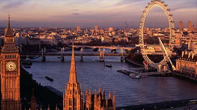 London ibukota dari negara perancis