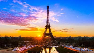 Paris ibukota dari negara perancis