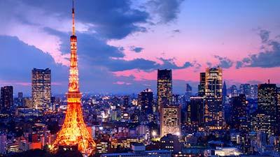 Tokyo ibukota dari negara Jepang