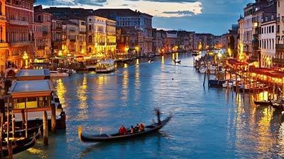 Venice ibukota dari negara veneto
