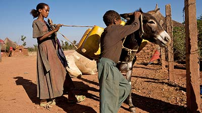 Eritrea poverty people