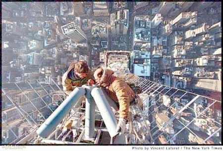 10 Pekerjaan Paling Berbahaya di Dunia