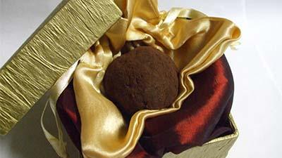 Chocopologie Chocolate truffle by Knipschildt , $2600 chocolate
