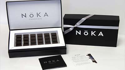 Noka VIntages Collection chocolate