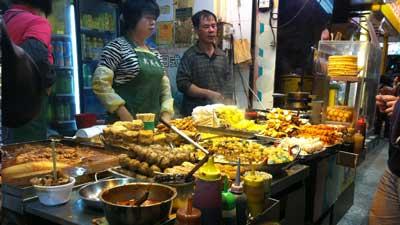 makanan jalanan filipina