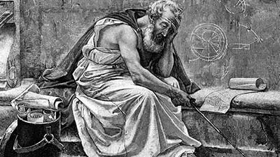 matematika terhebat sepanjang masa Archimedes