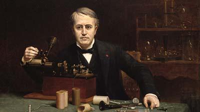 Thomas edison penemu lampu bohlam