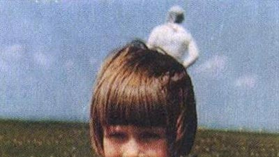 Solway firth spaceman ghost in photo