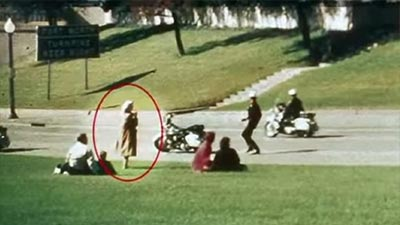 Babushka Lady in john kennedy assassination