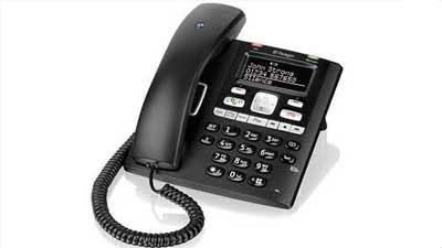 ringing phone