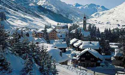 10 Negara Dengan Pemandangan Salju Terindah