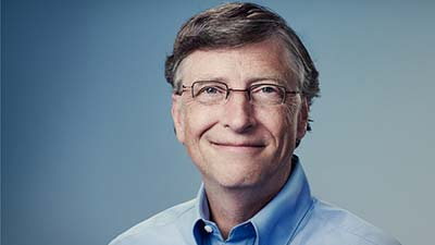 Bill Gates pendiri dari microsoft