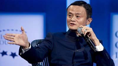 Jack Ma pendiri dari Alibab